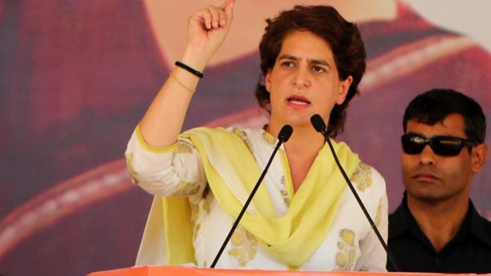 On July 1, the Union Ministry of Housing and Urban Affairs had cancelled the government accommodation allocated to Priyanka  Gandhi on the ground that she is ineligible for the entitlement, as she longer enjoys the security cover of the SPG.