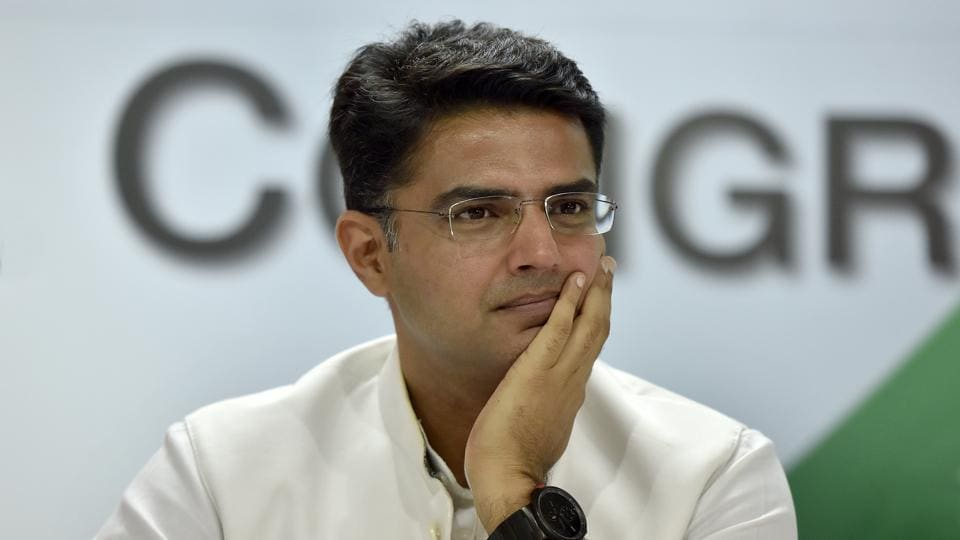Sachin Pilot and 16 other MLAs had skipped the first CLP meeting on Monday too.