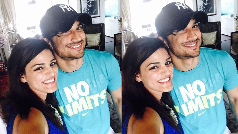 Sushant Singh Rajput's sister shared a sweet picture with him on Instagram.
