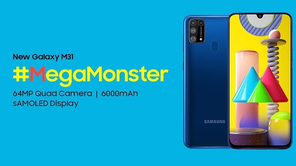 Samsung Galaxy M31 The Mega Monster Is The Favourite Of Tech Savvy Millennials Brand Stories Hindustan Times