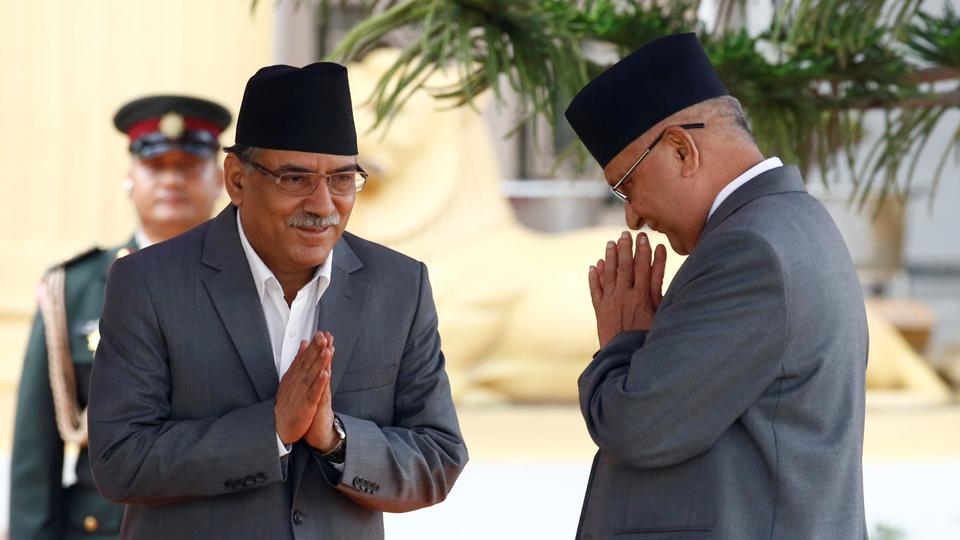 Prime Minister KPSharma Oli routintely paints anyone who questions him or the influence of China in Nepal as a stooge of India