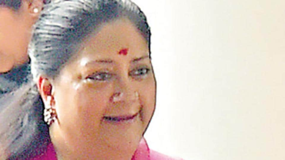 The meeting will be attended by former Chief Minister Vasundhara Raje.