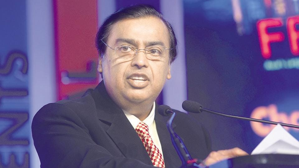 RIL's 43rd AGM is being held virtually amid the ongoing crisis coronavirus pandemic.