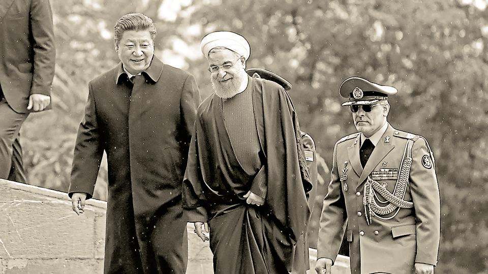 Iran's proposed long-term alignment with China has domestic opponents, who fear the loss of sovereignty