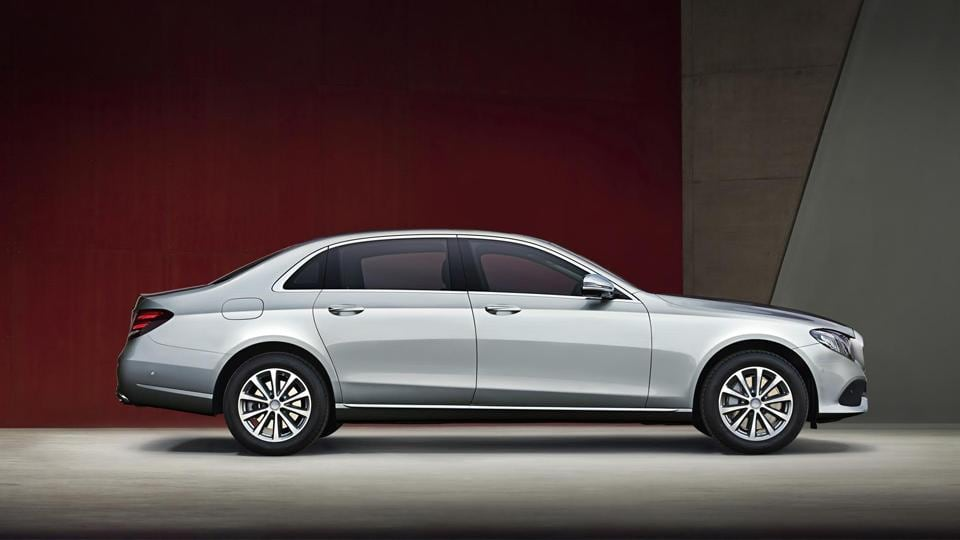 Mercedes-Benz Long Wheelbase E-Class.