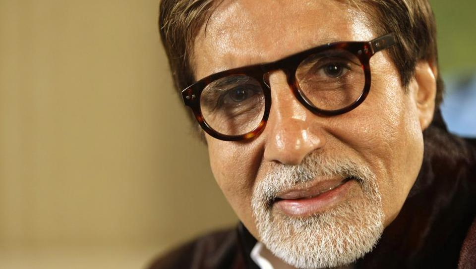 Amitabh Bachchan is sharing regular posts from the hospital.