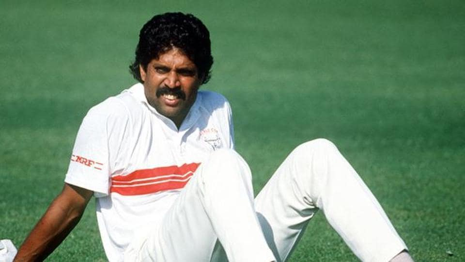 Kapil Dev was the first genuine pace bowler India produced after partition, playing in Tests from 1978-1994.