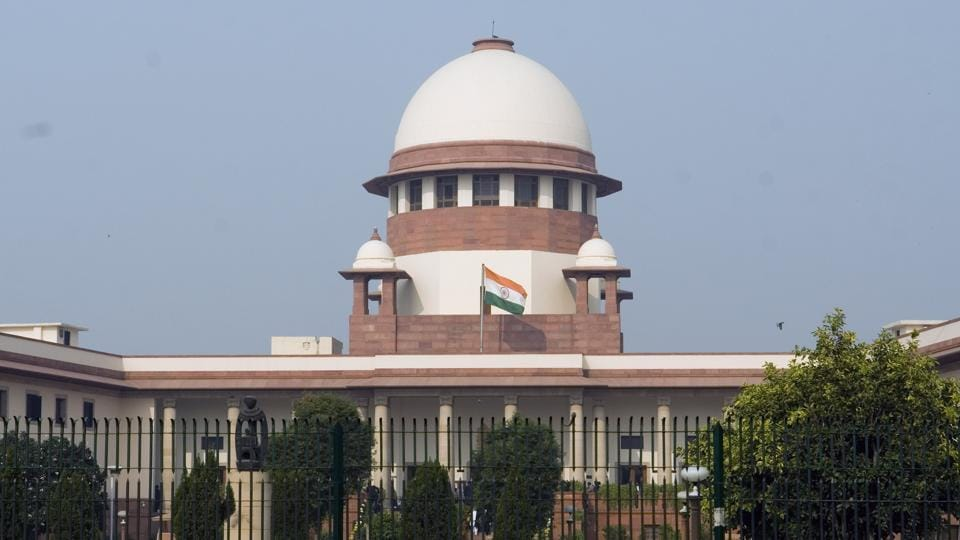 The apex court has given the Centre a week's time to file its response.