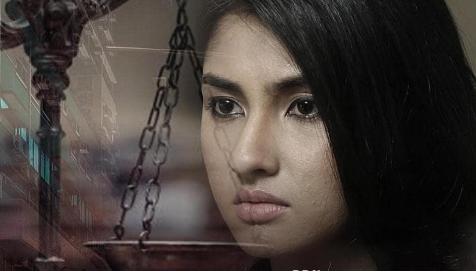Law stars Ragini Prajwal in the lead role.