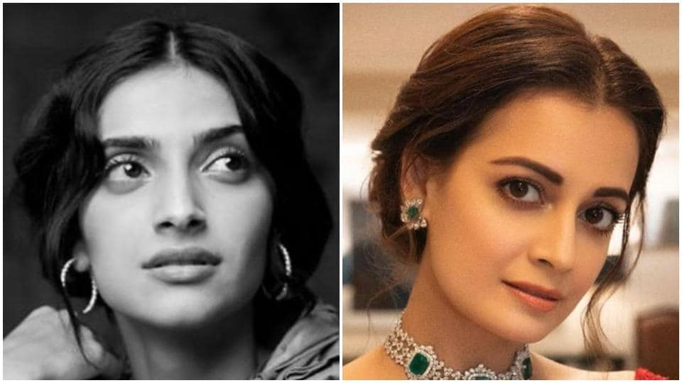 Sonam Kapoor and Dia Mirza want an end to online harassment.