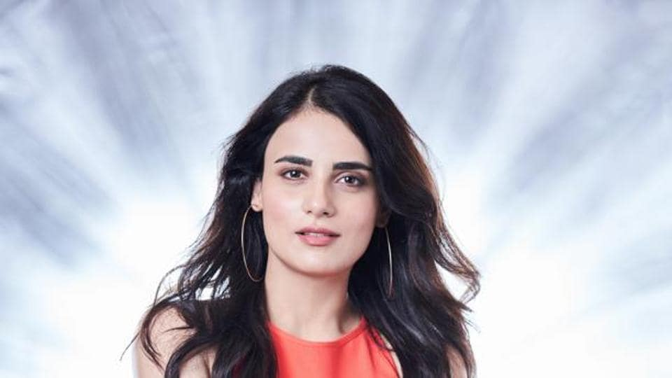 Actor Radhika Madan made the switch from television to films.