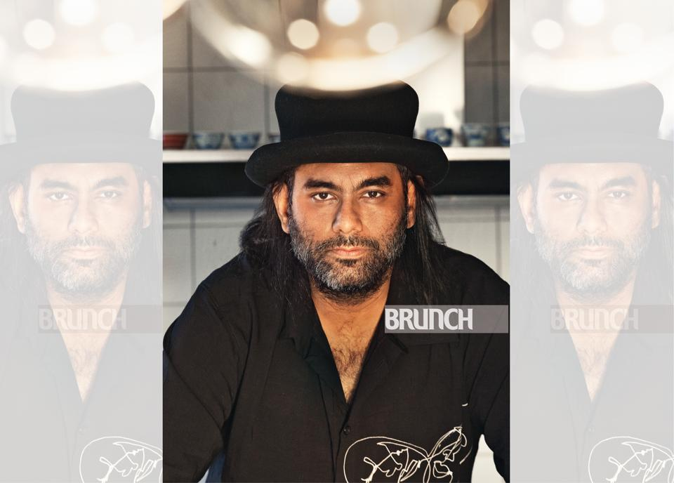 HT Brunch Cover Story: The reinvention of Gaggan Anand – brunch characteristic