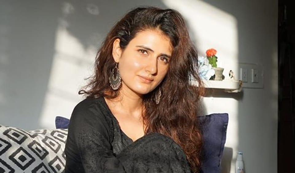 Fatima Sana Shaikh said that she was in love with ShahRukh Khan as a child.