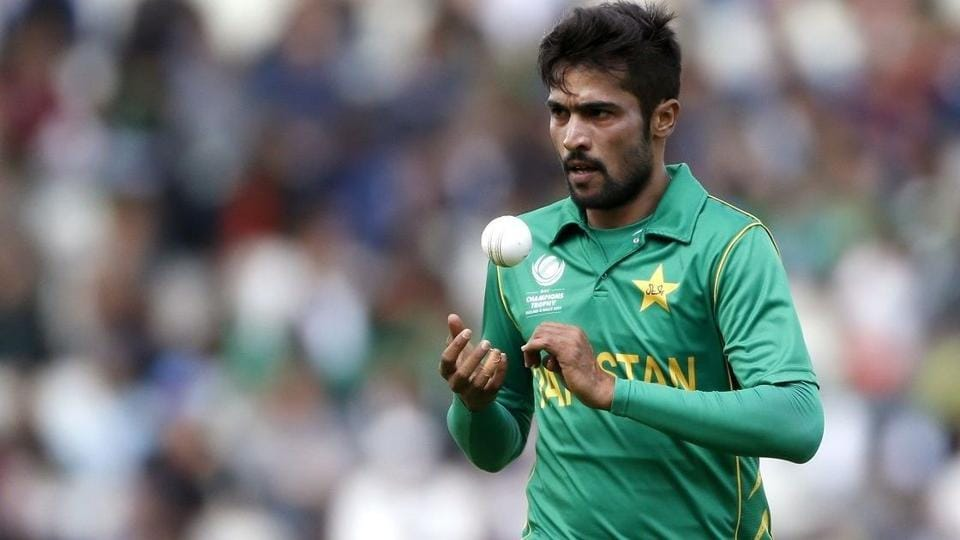 File image of Mohammad Amir.