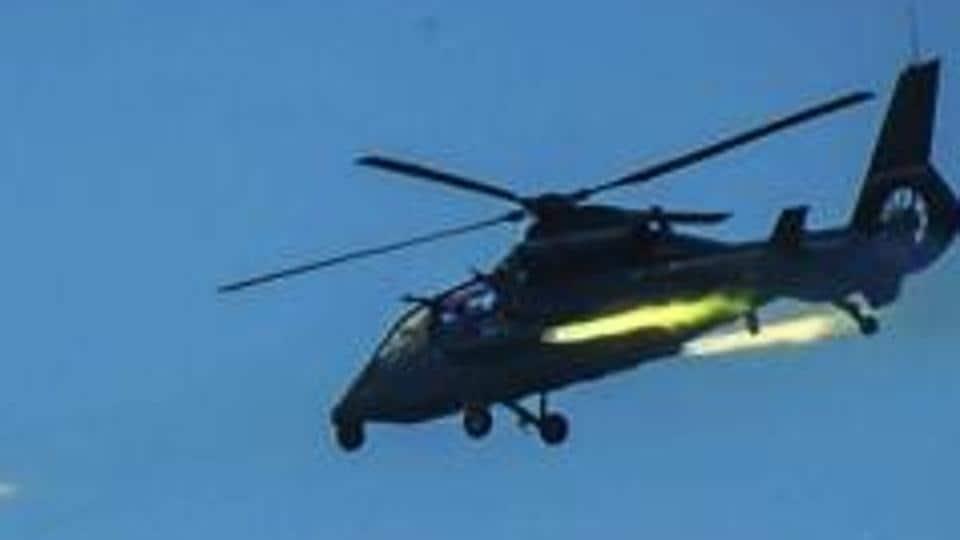 Dutch military helicopter crashes near Aruba, 2 crew members dead
