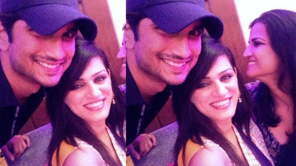 Sushant Singh Rajput's sister has put a new photo as her Facebook profile picture.