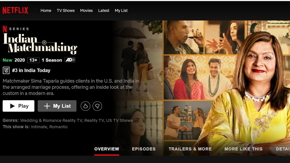 """Indian Matchmaking has brought attention to a woe that the onus of sustaining the marriage squarely falls on women. Episode after episode, prospective brides are advised to adjust and compromise and be """"flexible"""""""