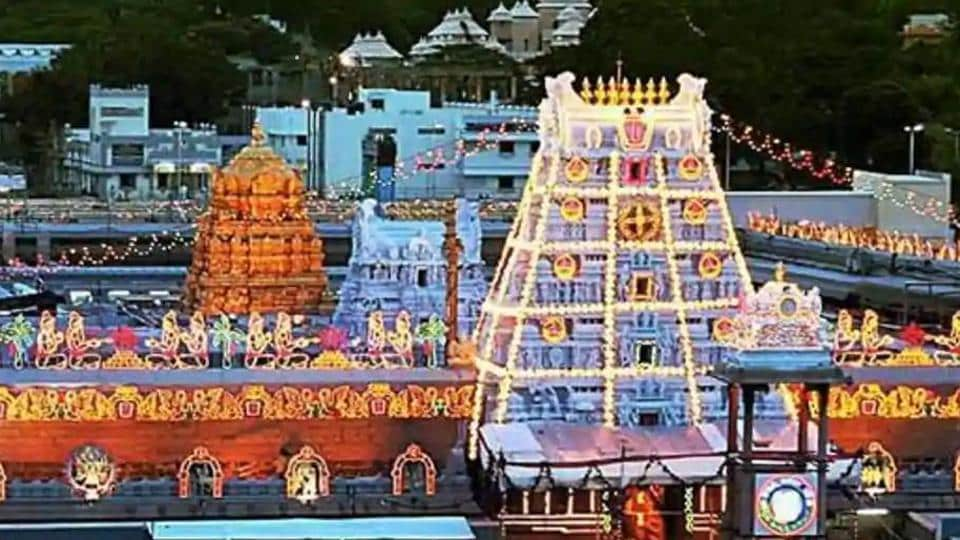 Tirupati municipal commissioner PS Girisha clarified that the Road Transport Corporation had arranged buses from the RTC bus stand directly to Tirumala for the sake of pilgrims, who should not move anywhere in the town. (PTI File Photo)