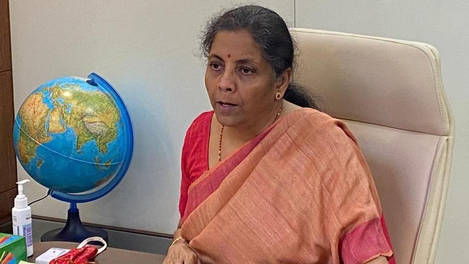 Finance minister Nirmala Sitharaman was addressing the virtual India Ideas Summit.