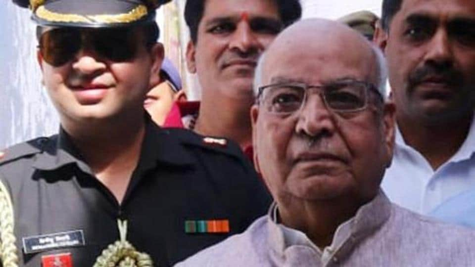 The death of 85-year-old Lal Ji Tandon, who was in a hospital in Uttar Pradesh's Lucknow, was announced by his son Ashutosh Tandon.