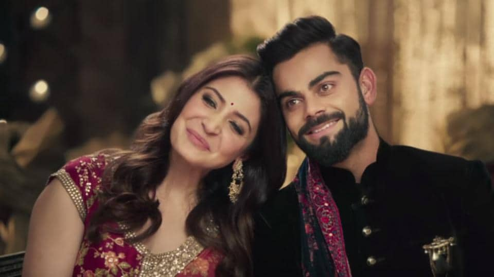 Anushka Sharma-Virat Kohli top celebrity endorsement list, beat out Akshay-Twinkle, Ranveer-Deepika – bollywood
