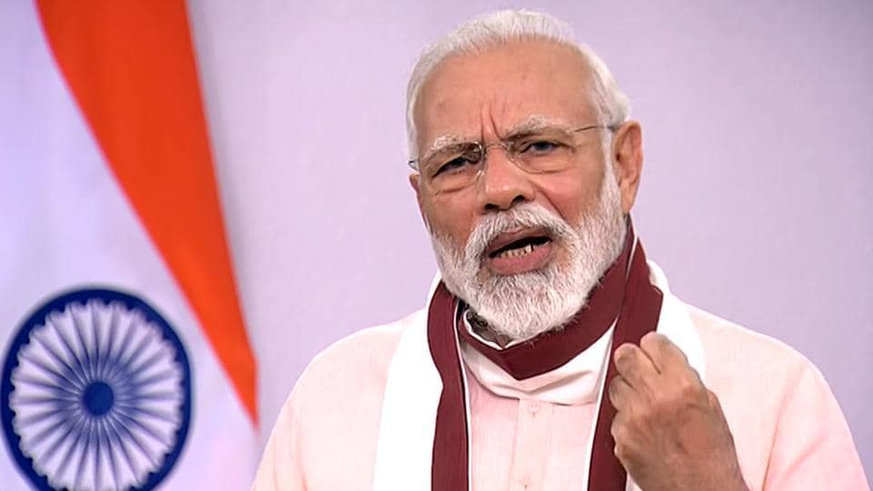Prime Minister Narendra Modi highlighted reasons why India was emerging as a global destination for investment.