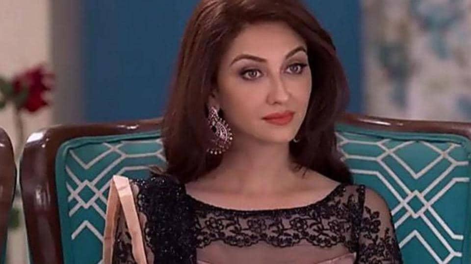 Saumya Tandon plays Anita Bhabhi in Bhabiji Ghar Par Hain.