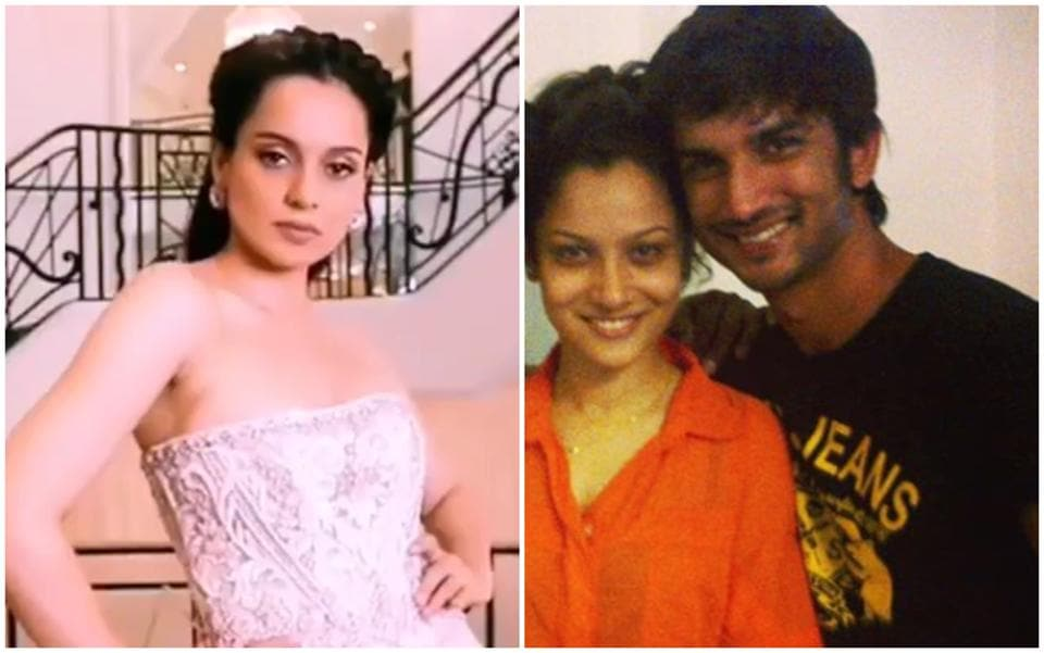 Kangana Ranaut has said Ankita Lokhande told her about the humiliation Sushant SinghRajput was subjected to.