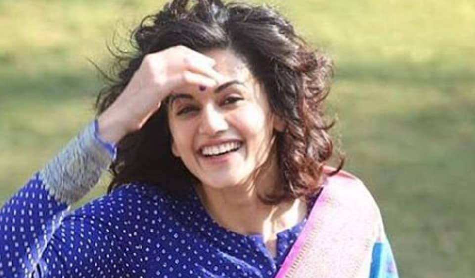 Taapsee Pannu said that she was irked byKangana Ranaut completely discrediting her hard work.