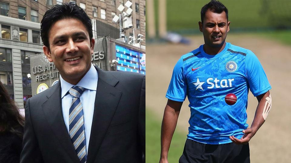 The top two Indian individual bowling performances in ODIs are by Stuart Binny and Anil Kumble