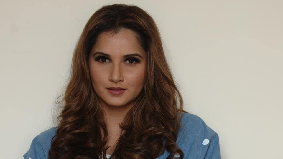 Sania Mirza says she has started practicising and is working on her moves and fitness.