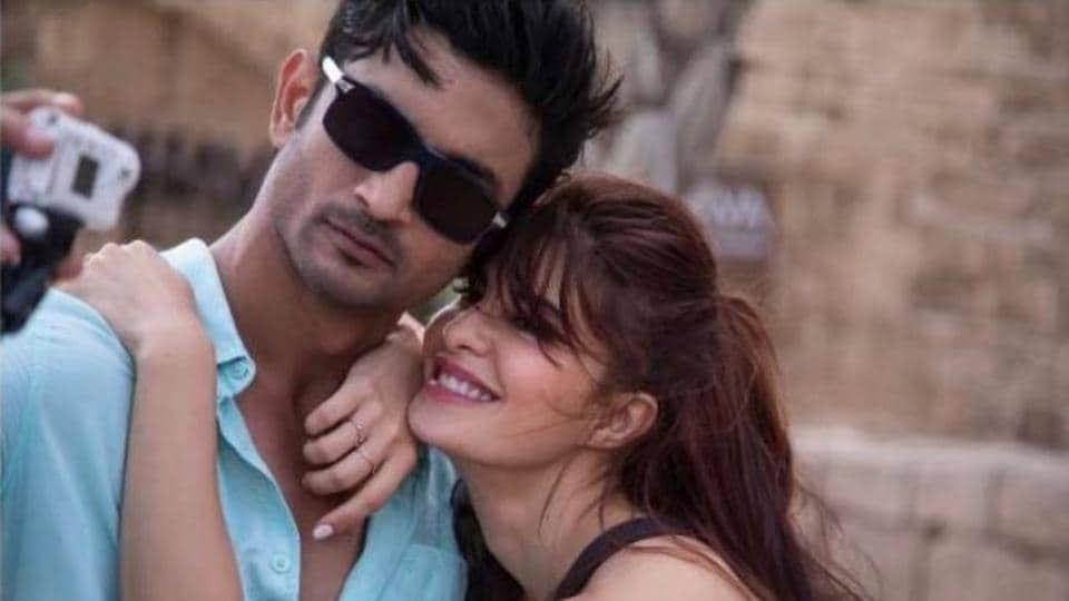 Jacqueline Fernandez and Sushant Singh Rajput worked together on Drive.