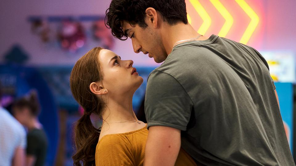 The Kissing Booth 2 movie review: Elle Evans must resist the temptation.