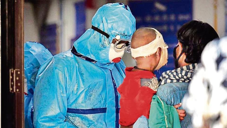 Among the 72 dead in the state on Saturday included a 105-year man old from who had been fighting the virus since June 20 but finally succumbed.