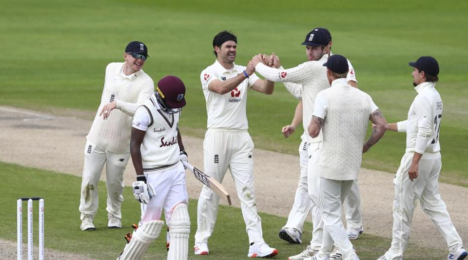 England Vs West Indies 3rd Test Day 2 Highlights West Indies 137 For 6 Trail England By 232 Runs At Stumps Cricket Hindustan Times