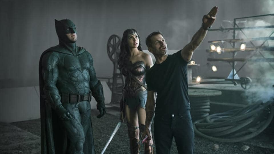 Zack Snyder's Justice League will come to HBOMax in 2021.