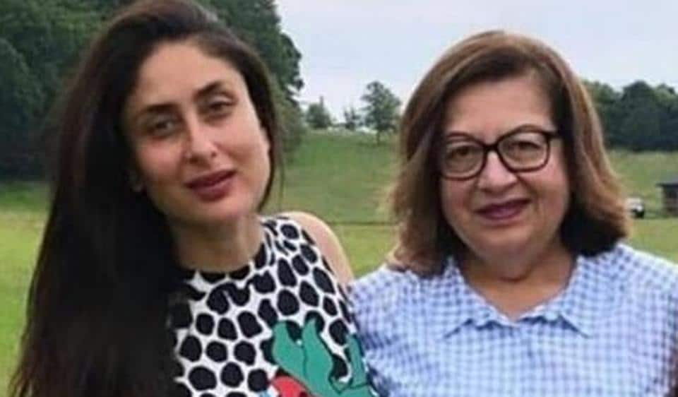 Kareena Kapoor Khan reveals secret of her good looks with throwback photo of mom Babita: 'I got it from my mama' – bollywood