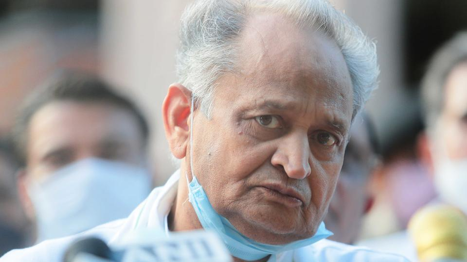Rajasthan Chief Minister Ashok Gehlot asked the governor to start a session of the state assembly from July 31, according to news agency ANI.