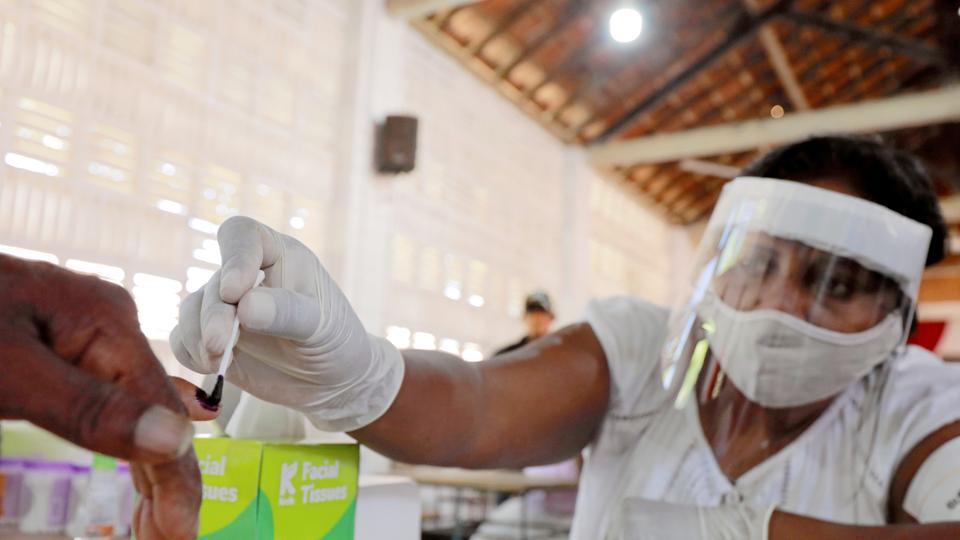 Covid-19: Sri Lanka to conduct advance polling for people under quarantine – Hindustan Times