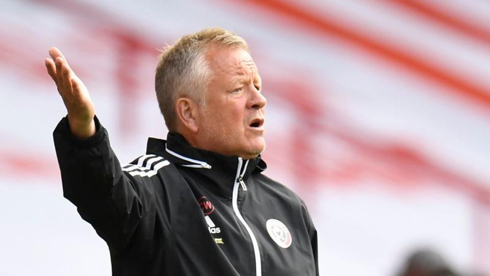 Sheffield United need to stay hungry, says manager Wilder ...