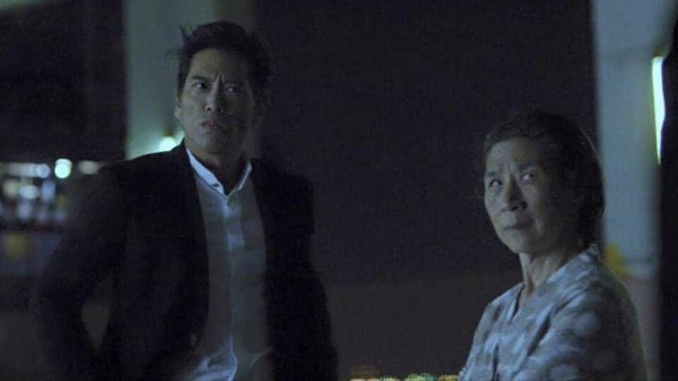 Nobu (Peter Shinkoda) e Madame Gao (Wai Ching Ho) em cena de Demolidor