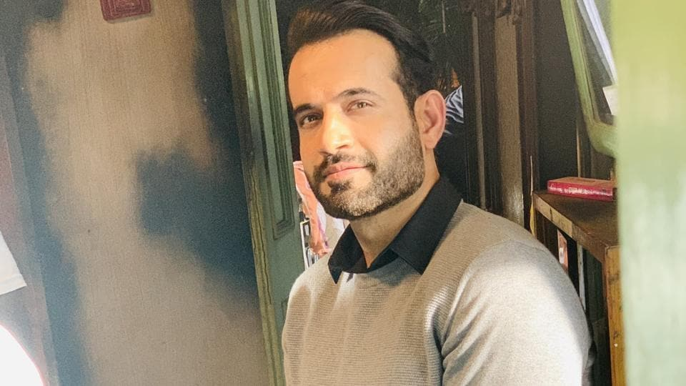 Irfan Pathan has shared throwback pictures from making of Cobra.