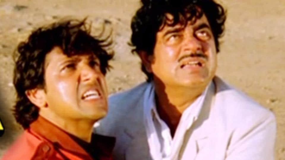 Shatrughan Sinha has said that Govinda was a 'brilliant' actor.