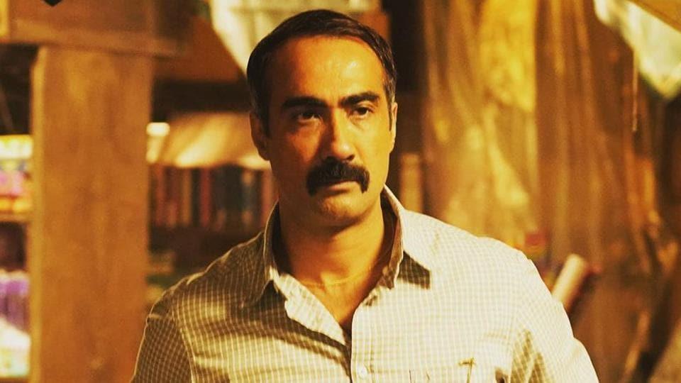 Ranvir Shorey in a still from his upcoming film, Lootcase.