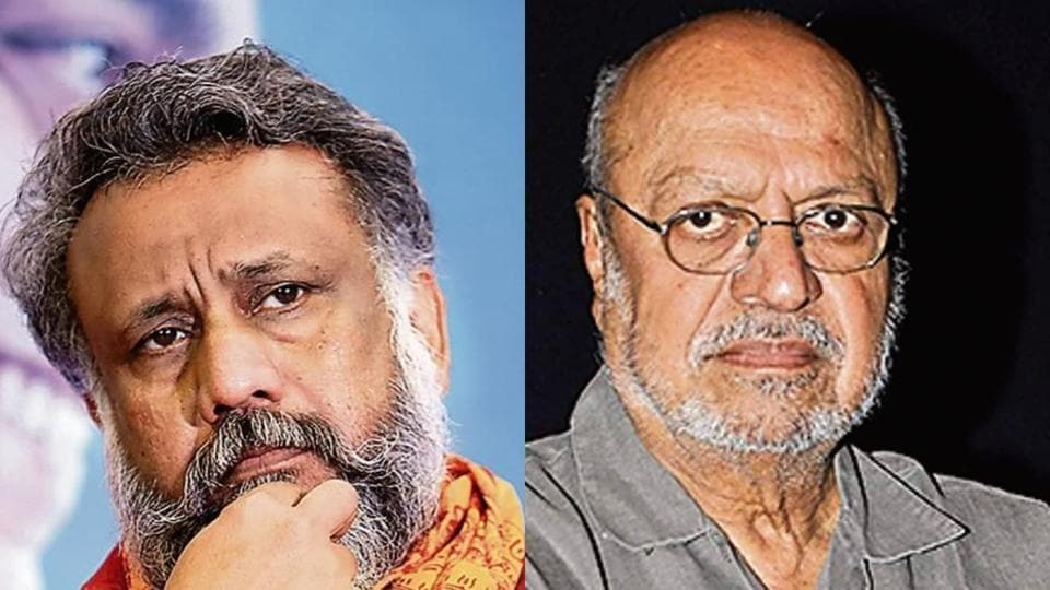 Filmmakers Anubhav Sinha and Dadasaheb Phalke awardee Shyam Benegal.