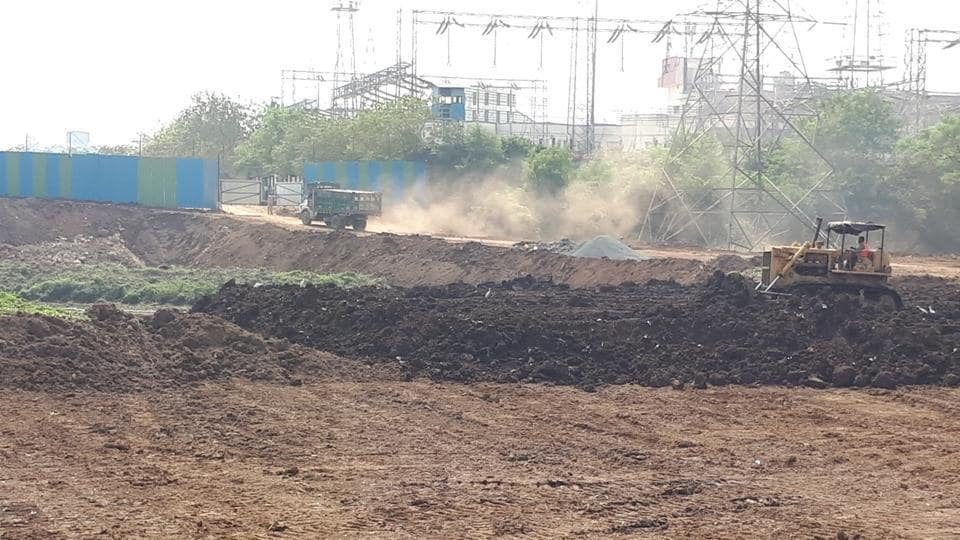 Major affected areas that witnessed changes in dense vegetation include SGNP, Aarey Colony in Goregaon (in pic), Mulund, Bhandup, Gorai, Malad and Versova creek areas.