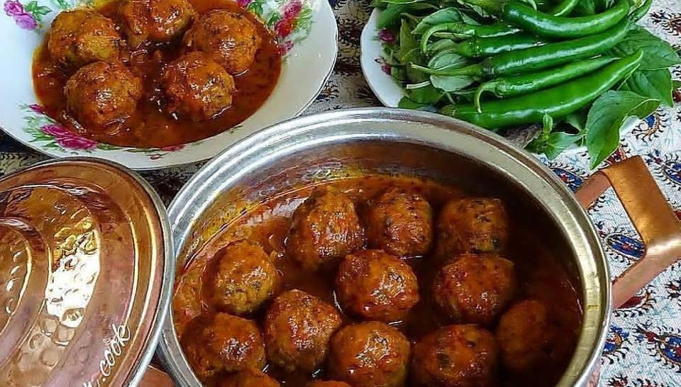 Kashmiri cuisine is mouth watering,