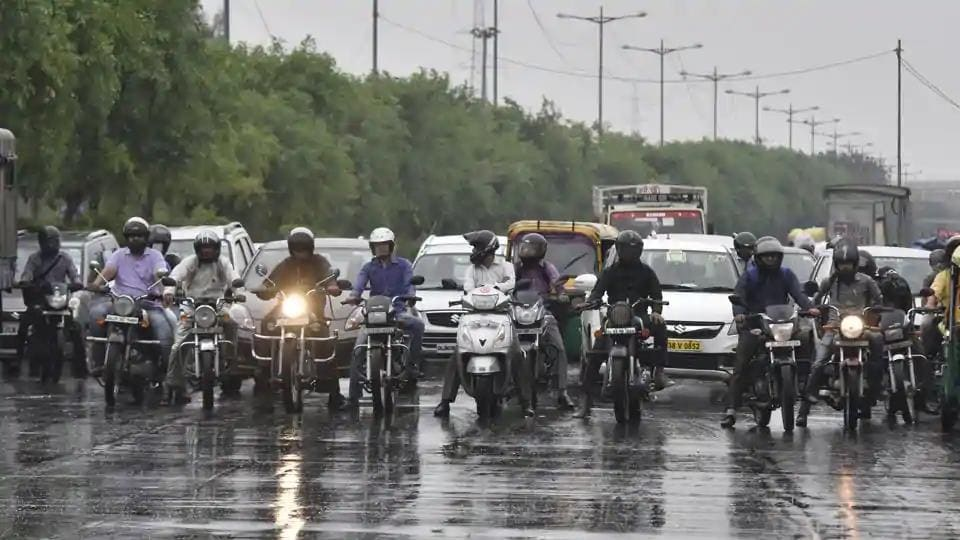 Disruption of traffic, flooding on major roads, water-logging and disruption of municipal services like water and power is likely.
