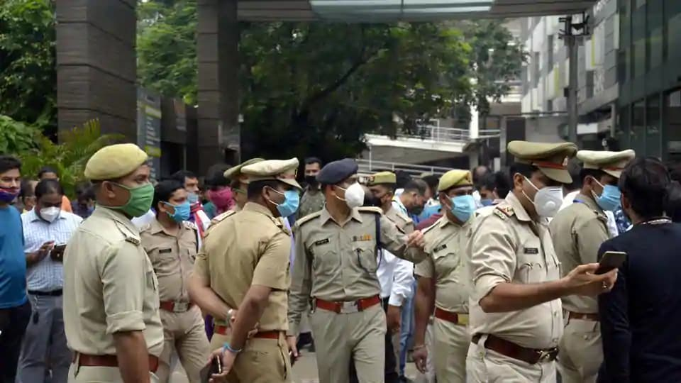 The police said that the suspect, Akash Bihari, was part of the group of assailants, who were present at the scene of the crime, when Joshi was shot at.