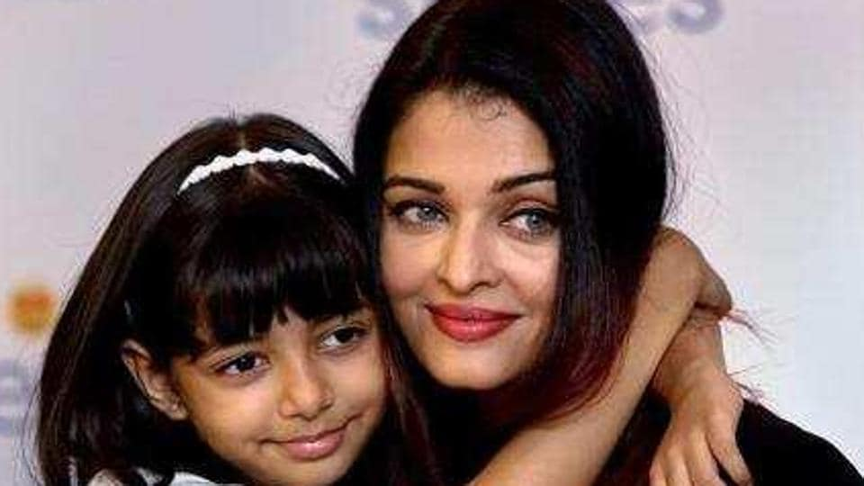 Initially, Aishwarya and Aaradhya showed negative results in their antigen tests, but tested positive in the follow-up reverse transcription polymerase chain reaction (RT-PCR) tests.